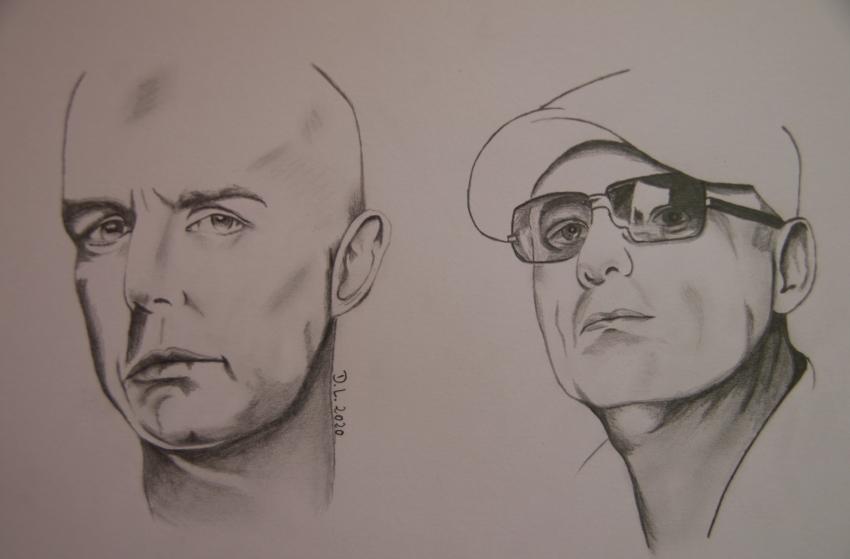 Pet Shop Boys par HamburgGirl